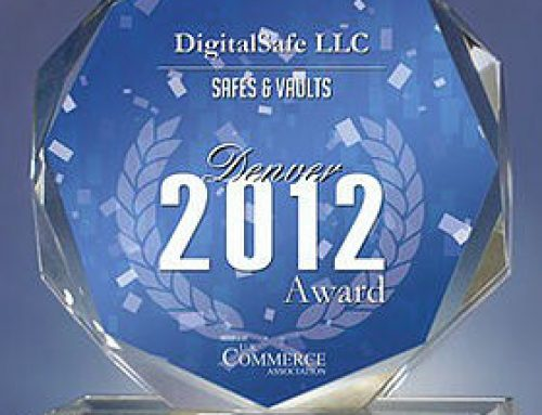 DigitalSafe has been selected as a winner of the 2012 Denver Awards for Safes & Security