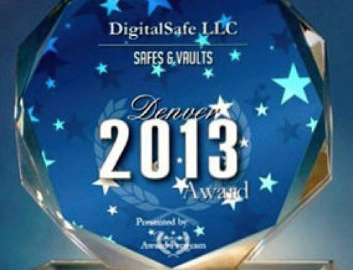 DigitalSafe has been selected as a winner of the 2013 Denver Awards for Safes & Security