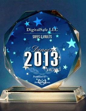 2013 Denver Awards for Safes & Security