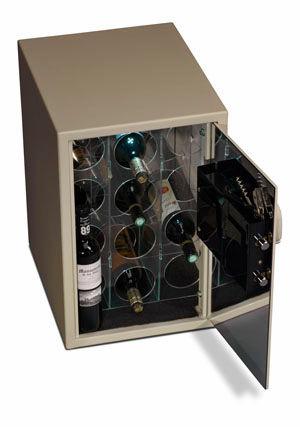Digital Safe Wine Vault