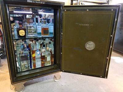 Custom Liquor Vault Safe   Digital Safe Online