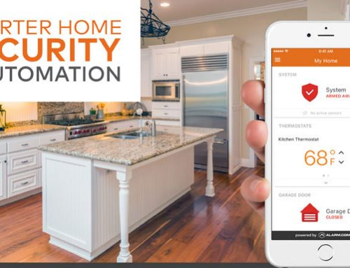 Home Automation: 3 Benefits for Your Alarm