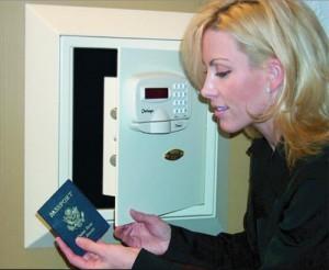 DigitalSafe AlmondSafe Passport