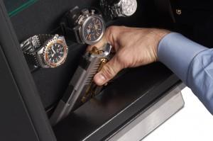 DigitalSafe Platinum WallSafe HandGun-HiddenCompartment