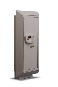 Diamond Wall Safe from DigitalSafe's luxury wall safe collection -wall safe 9